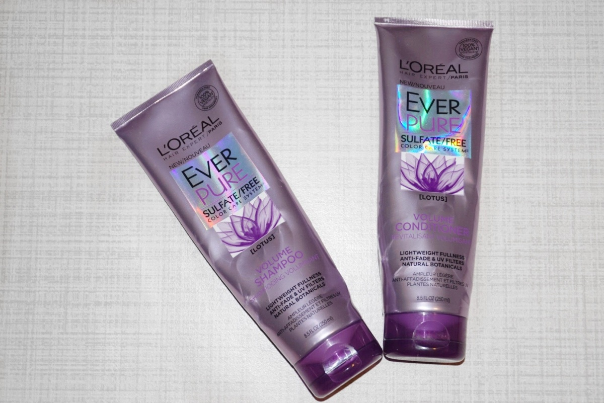 L'Oréal EverPure Volume VoxBox Review