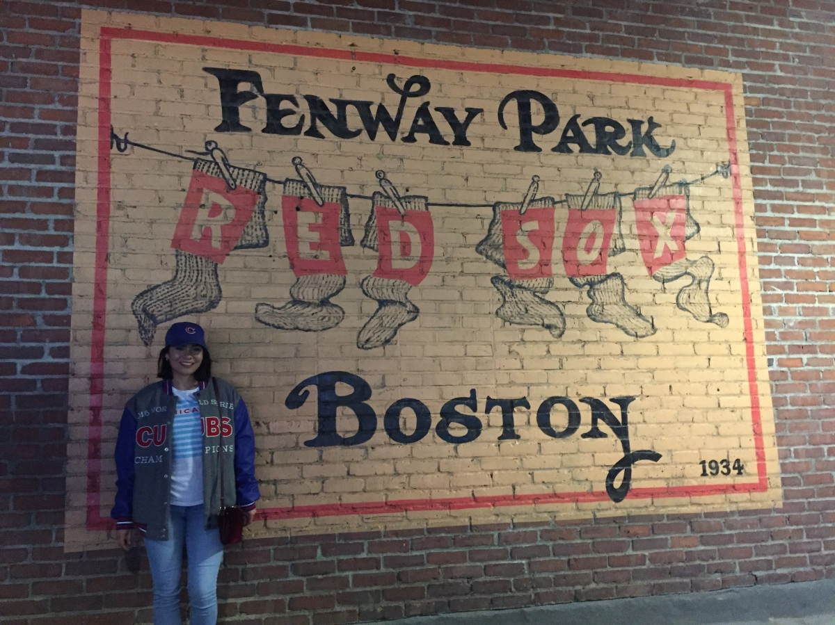 Boston: Fenway Park & Lots of Walking